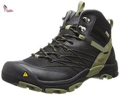 Salomon XA Elevate GTX, Chaussures de Trail Homme, Noir (Black/Lime Green/Black 000), 40 2/3 EU