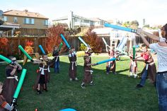 Star Wars Training Academy Birthday Party Ideas   Photo 1 of 29   Catch My Party