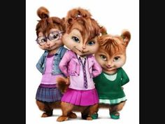 Dancing with tears in my eyes- Kesha (Chipettes Version)