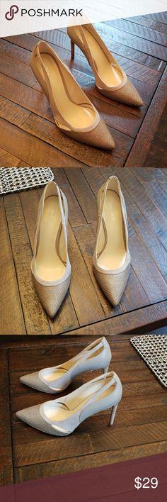 Selling this Nine West Heels on Poshmark! My username is: cowan01. #shopmycloset #poshmark #fashion #shopping #style #forsale #Nine West #Shoes