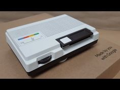 Someone turned a 1986 Radio Shack intercom into a retro Google Home [Video] | 9to5Google