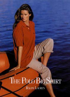 Ralph Lauren Ad Campaign Spring Summer 1991 Shot  1 Italian Summer, Polo  Ralph 1be3d7e801ed