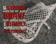 Sports Quotes Lacrosse. QuotesGram by @quotesgram