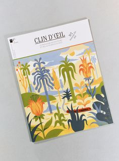Clin d'œil N°2 - Cover by Laurent Moreau – Cercle Studio