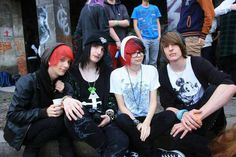 ~ <3 ~ <3 ~ <3 ~ Emo Boys ~ <3 ~ <3 ~ <3 ~  Click on  the cute emo boy - And check out some cute Emo T-Shirts     ~ <3 ~ <3 ~ <3 ~ Emo Boys ~ <3 ~ <3 ~ <3 ~    Relevent Hashtags/Topics - #emo #boys #scene #black #eyeliner #boy #gay scene boys - emo boys - scene kids - guyliner - guy liner - pale boys - Gayemoboy -