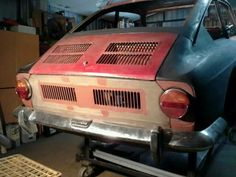 Abarth OT 2000 Coupe America is coming Fiat 850, Fiat Abarth, Fiat Cars, Barn Finds, America, Classic, Models, Autos, Cars