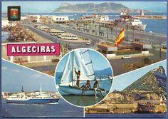 "168 ""ALGECIRAS (Cádiz). Diversos aspectos""."