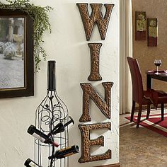 Wine Decor Wall Art personalized mosaic wine bottle wall art with name and date