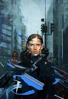 Pavle Maksimovic, 5 , Oil on Canvas, 120cm x 80cm, 2015. on ArtStack #pavle-maksimovic #art