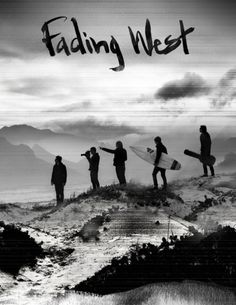 fading west tour poster (designed by Tim)  :)