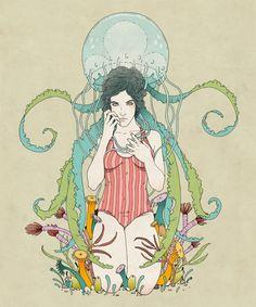 Queen Jelly by Jason Levesque (aka Stuntkid)