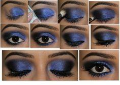 #purple #eyes #makeup