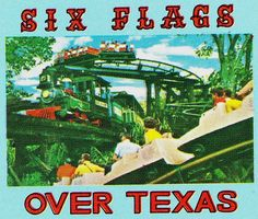 six flags of texas opening day 2017