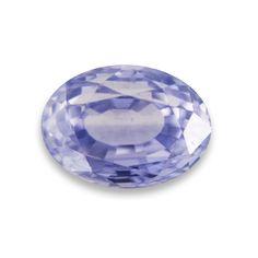 Loose Oval Light Lavender Purple Sapphire Purple Sapphire, Amethyst Color, Sapphire Gemstone, Loose Sapphires, Wholesale Gemstones, Gemstone Colors, Garnet, Decorative Bowls, Lavender