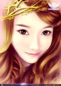 SNSD Jessica by 陳志豪