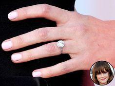 Kelly Osbourne Engagement Ring, Celebrity Engagement Rings : People.com