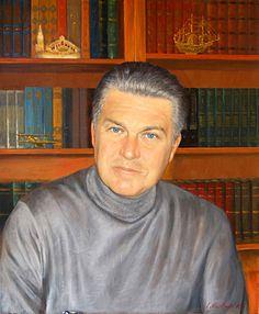 Sergei Groza. Portrait. Portrait Paintings, Galleries, Art, Art Background, Portrait, Kunst, Gcse Art, Portraits, Art Education Resources
