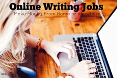 Want to work from home writing for reputable companies? #career #writing