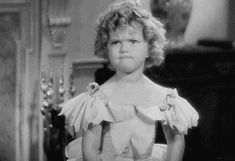 Shirley Temple in The Little Colonel, 1935.