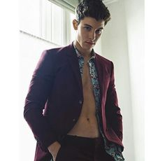 Shawn Mendes | Luomo Vogue 2016