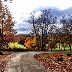Beautiful #crozet #virginia #autumn #mountains #october