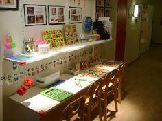 93 besten sprechende wand bilder auf pinterest preschool for Raumgestaltung reggio