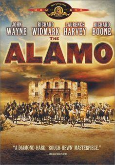 The Alamo TWENTIETH CENTURY FOX HOME ENT https://www.amazon.com/dp/B00004ZBVE/ref=cm_sw_r_pi_dp_x_xGXcyb7WNTZES
