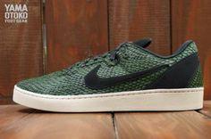 NIKE KOBE VIII NSW LIFESTYLE LE GORGE GREEN/BLACK-SAIL #sneaker