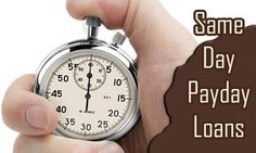 Same Day Personal Loans: Get your personal loan in just than an hour. Just Compl