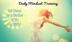 Discover the transformation of a 60 day Mindset Training to see more success and joy in your business and your relationships.
