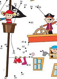 Preschool Pirate Theme, Pirate Activities, Activities For Kids, Crafts For Kids, Pirate Birthday, Pirate Party, Pirate Kids, Kids Activity Books, Pirate Treasure