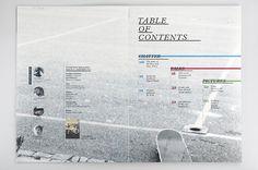 Everyday Magazine. Diseño de Mikael Floysand.