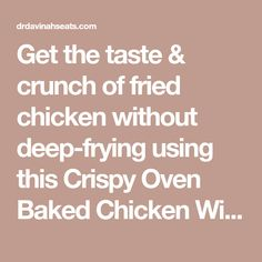 Get the taste & crunch of fried chicken withoutdeep-frying using this Crispy Oven Baked Chicken Wings recipe. Includes a few spices & a baking sheet. Oven Fried Chicken Wings, Crispy Baked Chicken Wings, Chicken Wing Sauces, Chicken Tender Recipes, Grilled Chicken Recipes, Chicken Wing Recipes, Barbecue Chicken, Actifry Recipes, Keto Recipes