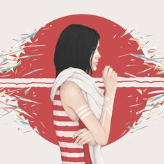 "turecepcja: "" Illustrations by Yuschav Arly """