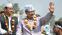 दिल्ली विधानसभा चुनाव में आम आदमी पार्टी राष्ट्रीय राजधानी में फिर से सत्ता हासिल करने की ओर बढ रही है