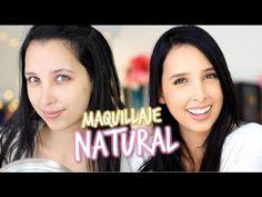 Prueba este sencillo maquillaje al natural y ¡Luce fabulosa! (VIDEO) | i24mujer