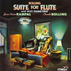 Jean-Pierre Rampal - Suite For Flute and Jazz Piano