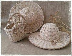 Фотографии favorite home. Плетёные изделия от yasya Newspaper Basket, Newspaper Crafts, Paper Clay, Diy Paper, Paper Basket Weaving, Basket Crafts, Crochet Motifs, Cardboard Art, Art N Craft
