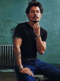 Imagem de johnny depp, sexy, and depp