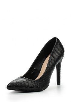 Туфли Stephan, цвет: черный. Артикул: ST031AWHLI64. Женская обувь / Туфли
