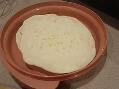 Homemade Tortillas with butter