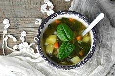 Nadeszły prawdziwe mrozy, dlatego dobrze jest zadbać o swoje zdrowie i wzmocnić odporność. Idealnie nadaje się do tego moja nowa zupa ze szpinaku z czosnkiem i jogurtem. Rozgrzej się i wzmocnij odp…
