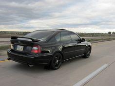 2007 Legacy GT