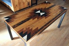 Wooden Ceiling Design, Wooden Ceilings, Wood Design, Wooden Wall Art, Diy Wall Art, Wood Art, Steel Coffee Table, Diy Coffee Table, Cool Woodworking Projects