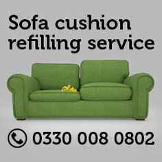Sofa Cushion Refilling Service