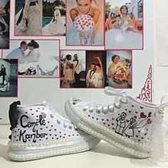 Düğünümde rahat rahat oynamak istiyorum diyenlere tasarım spor gelin ayakkabısı butikconcept.com 'da 130 TL
