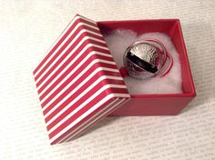I Believe Real Silver Polar Reindeer Sleigh Bell Express Direct From Elves with Elf Decorated Box