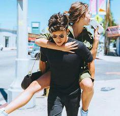Aliya + Liam or Riley + Eric