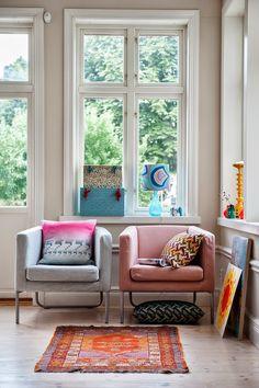 Klappsta armchairs - Bemz Covers