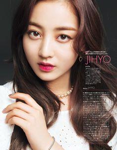 "TWICE ""CanCam"" Japan Magazine July 2018 #Jihyo"